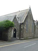 Liskeard Roman catholic church