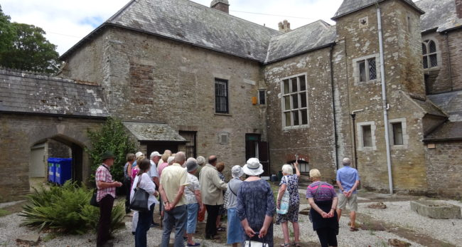 OCS 2019 oUTING TO Trelawne Manor